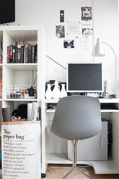 Kitchen Feature Wall Paint Ideas 50 splendid scandinavian home office and workspace designs