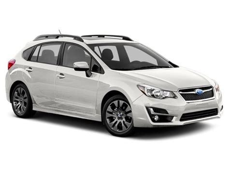 2017 Subaru Impreza Hatchback White Colors 2018 2019