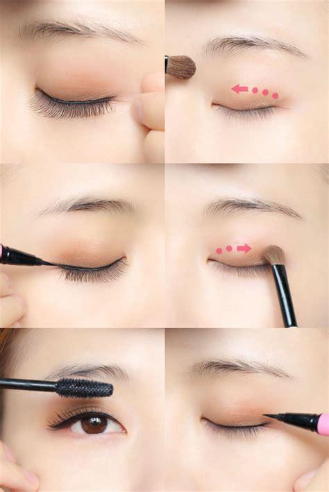 tutorial makeup korea 2014 korean asian fresh spring makeup look diy beauty tutorial