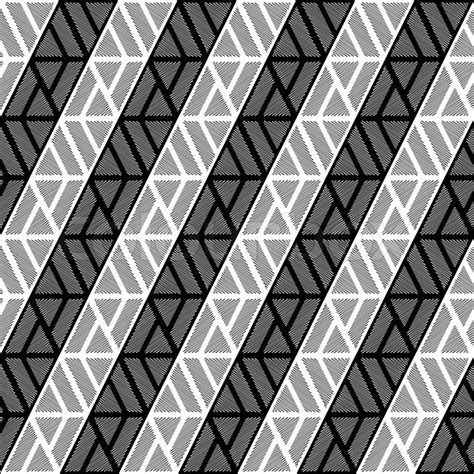 geometric pattern box design seamless monochrome triangle geometric pattern