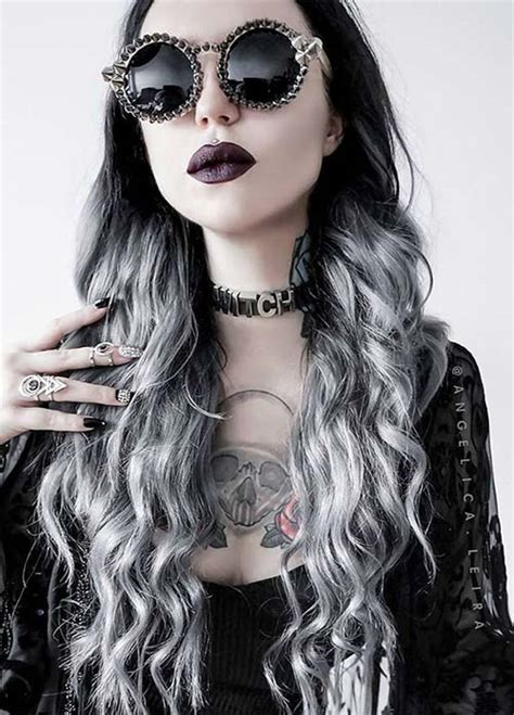 can gray hair turn black again 85 silver hair color ideas and tips for dyeing