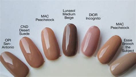 skin color nails nail colors for brown skin tones nail ftempo