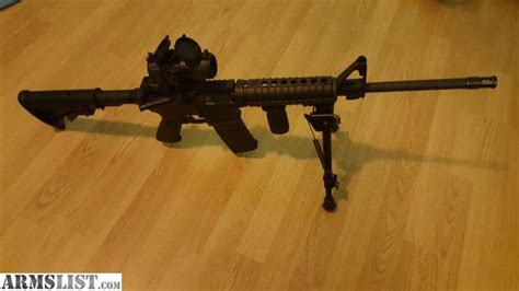 Mba 3 Stock On Ruger Ar 556 by Armslist For Sale Ruger 174 Ar 556