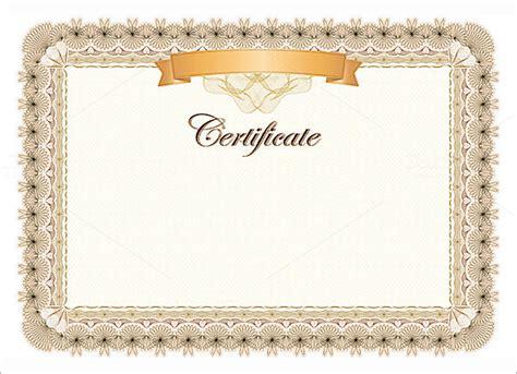 Blank Award Template by 9 Award Templates Sle Templates