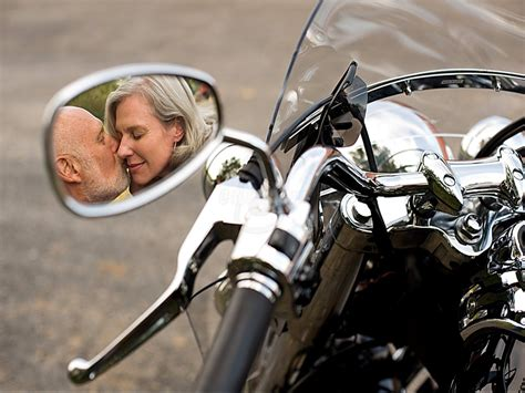 classic biker biker old bikers keep youth and passion forever