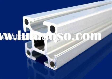 Extruded Aluminum Sections by Aluminium Profile Aluminium Profile Manufacturers In