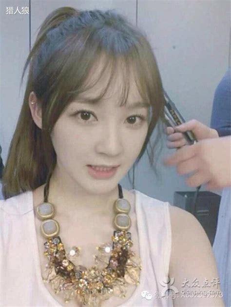 Poni Tipis See Throught Bangs Korean Style 女生韩式刘海发型图片