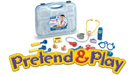 Doctor Set pretend play 174 doctor set by learning resources uk