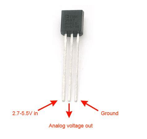 transistor lm35 arduino info lm35