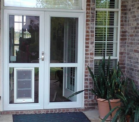 Pet Door For Patio Door Doors Marvellous Doors With Door Patio Doors With Doggie Door Built In Exterior