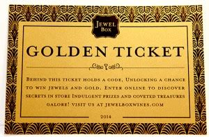 Golden Ticket Sweepstakes - jewel box golden ticket sweepstakes unlock a chance to win jewels and gold