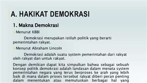 Dinamika Kelompok By Tb Pabona by Menelusuri Dinamika Demokrasi Dalam Kehidupan