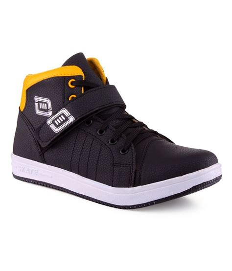 clerk black casual shoes price in india buy clerk black