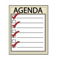 search results for agenda clip art pictures graphics