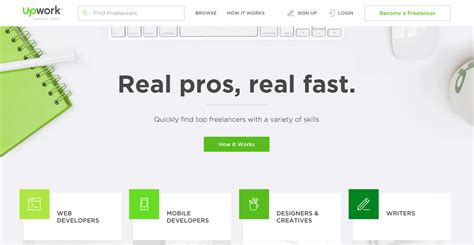 How To Create An Upwork Profile That Gets You Clients Fast Upwork Templates