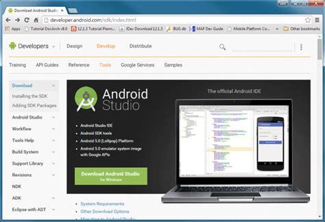 tutorial android studio bundle oracle jdeveloper 12c 12 1 3 チュートリアル mobile