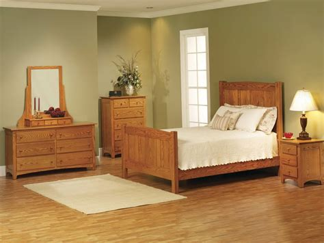 Unfinished Oak Bedroom Furniture Solid Oak Bedroom Furniture Sets Home Design Ideas