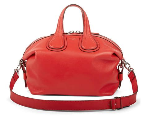 Givenchy Nightingale by The Givenchy Nightingale Bag Gets A Smooth Redesign For