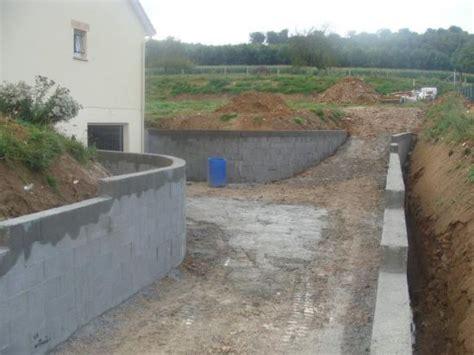 Fondation Mur De Soutenement 5008 by Sout 232 Nement Gt Layrac Btp Travaux Publics En Aveyron