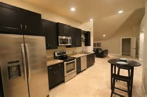 exceptional home plans with mother in law suites #2: contemporary-kitchen.jpg