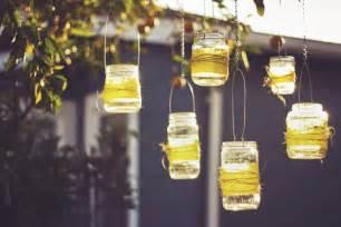 jar outdoor lights diy trading seasons decorating with jars
