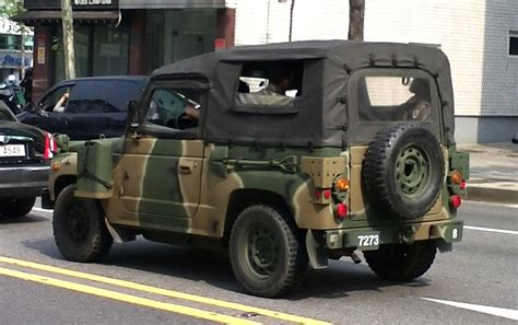 kia military jeep rok army vehicle my military service by toyonda on deviantart