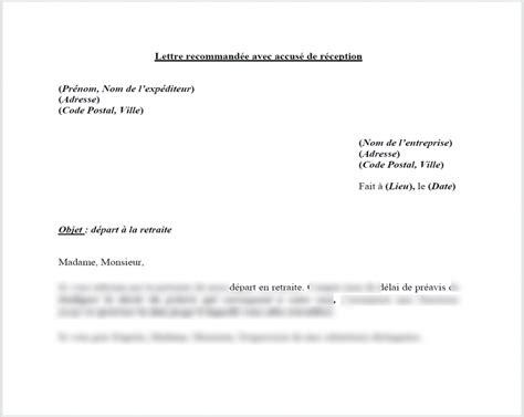 Exemple De Lettre Pour Depart Congé Maternité Annoncer Votre D 233 Part 224 La Retraite Le Droit Pour Moi