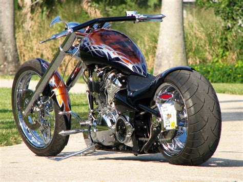 Handmade Motorcycle - custom metric motorcycle builders by state