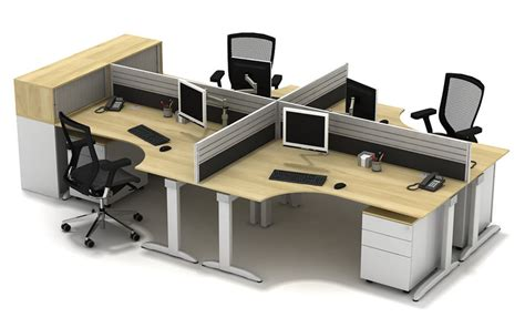 Office Desking Systems Furniture Swale Business Supplies
