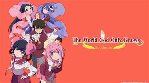 along with the gods indo sub the world god only knows goddesses subtitle indonesia