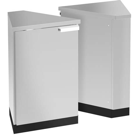 stainless steel outdoor cabinets lowes newage products stainless steel classic 10 piece 150x36x86