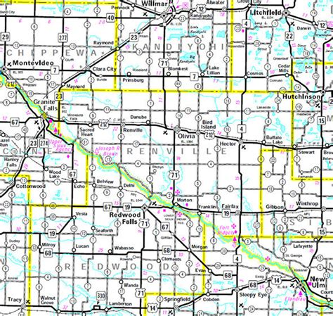 renville county minnesota guide