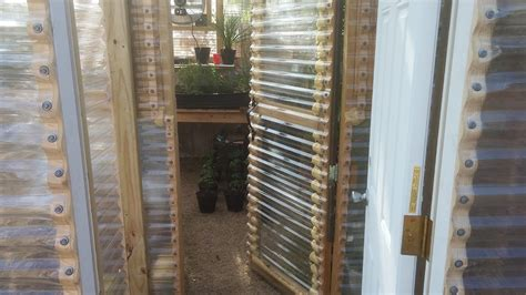 ana white barn greenhouse  entryway diy projects