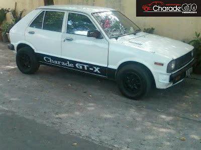 Accu Mobil Daihatsu Charade daihatsu charade g10 indonesia pijoyo gemblung mobil