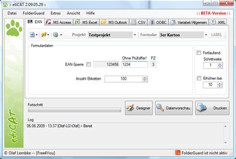 Adressaufkleber Aus Excel Datei Erstellen by Etiketten Und Label Erstellen Software Kostenlos
