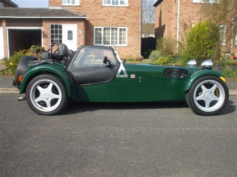 my caterham 7 iggy lotus seven club