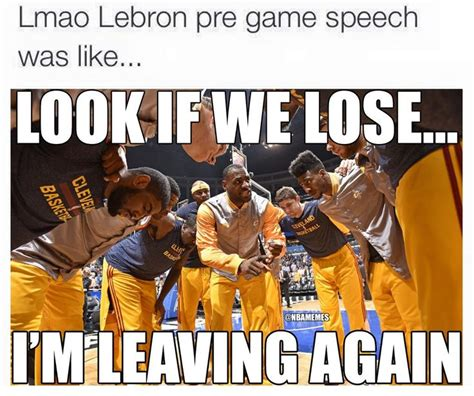 Lebron Finals Meme - best 25 lebron james meme ideas on pinterest