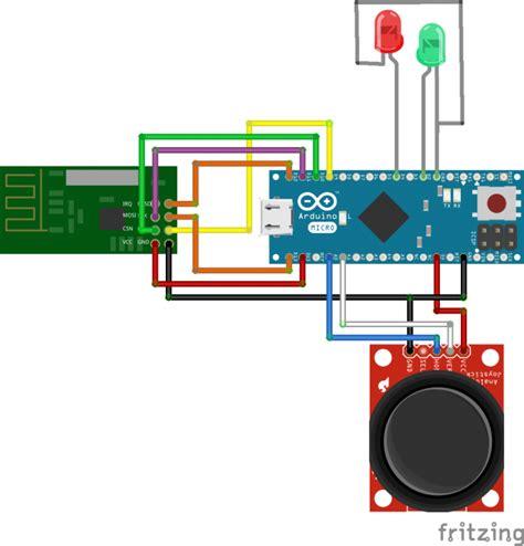 arduino code nrf24l01 arduino 2 4g wireless rc command with nrf24l01