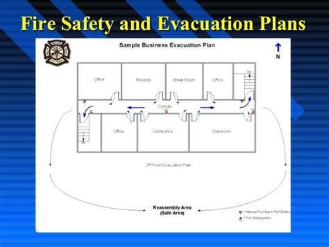 evacuation plan template for office evacuation plan template associates safety plans
