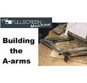 Go Kart / Buggy Building The A Arms 1  Fullscreen