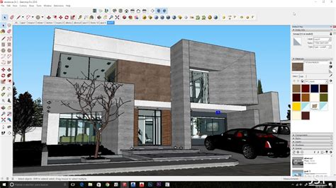 tutorial vray sketchup 8 youtube revit sketchup vray photoshop escena nocturna youtube