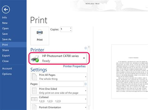 how to print a two sided document using microsoft word or how to create a double sided document in word techwalla com