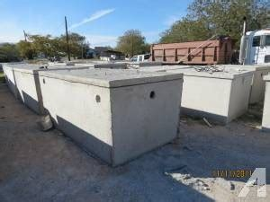 septic tanks for sale concrete septic tanks dublin tx for sale in abilene classified americanlisted