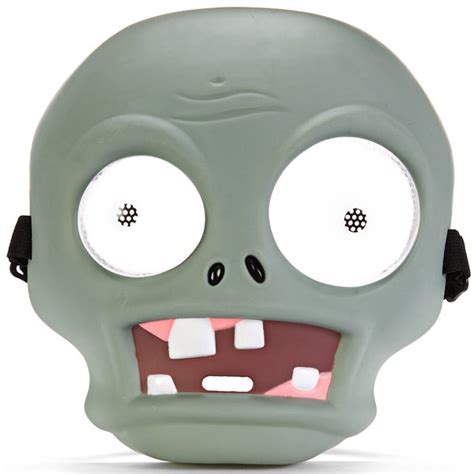 free printable zombie mask plants vs zombies zombie mask