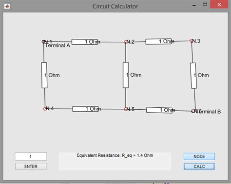 resistor network matlab resistance calculator file exchange matlab central