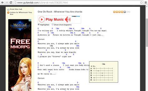 tutorial membuat video lirik lagu tutorial praktek membuat template blog untuk kunci gitar