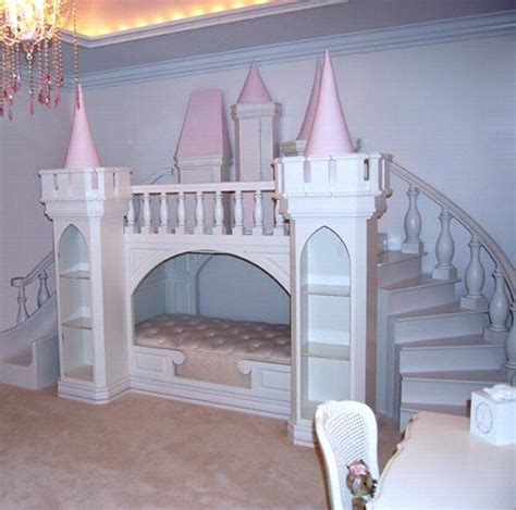 castle princess bedroom simple home decoration