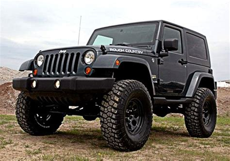 How Much Is It To Lift A Jeep Wrangler How Much Lift Is Needed For Larger Tires On My 2007 Up