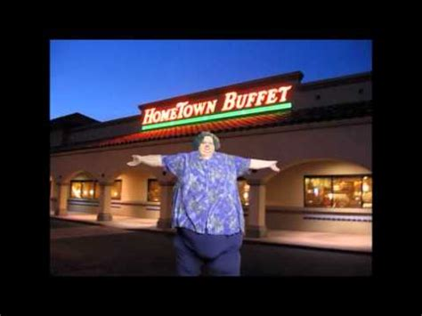 Mammy Tornado Found Love At Hometown Buffet Youtube Hometown Buffet Ct