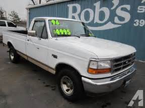 1996 Ford F150 For Sale 1996 Ford F150 Xl For Sale In Skiatook Oklahoma